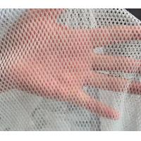 Buy cheap 100%ployester knitted fabric/fabric for colthing curtain 100% polyester mesh fabric for the sports T-shirt from wholesalers