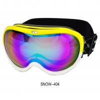 Buy cheap Anti-Scratch Anti-Uv Professional Tpu Flexible Frame Outdoor Ski Snow Boarding Goggles from wholesalers