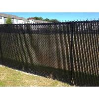 Buy cheap CHAIN LINK FENCE WITH SLAT from wholesalers