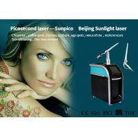 Buy cheap Pigments Tattoo Removal Machine , Fast Effective Laser Tattoo Removal Equipment  from wholesalers