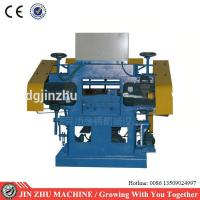 Buy cheap Easy Operating Sheet Polishing Machine With High Mechanical Efficiency from wholesalers