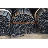 Buy cheap ASTM A53 Welding ERW Steel Pipe Electronic Resistance Welded , Q195 / Q235 from wholesalers