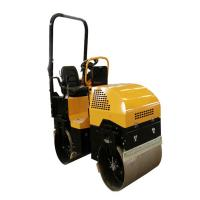 Buy cheap ZM-1800 Soil Compaction Machinery Ride on Vibratory Road Roller from wholesalers