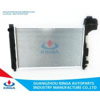 Buy cheap High Performance Aluminum Mercedes Benz Radiator High Speed from wholesalers