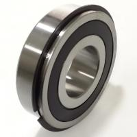 Buy cheap Fast Speed Reliable Electric Motor Bearings Low Noise With Steel / Plastic Cages from wholesalers