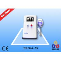 Buy cheap 110V / 220V Input Voltage Cool Sculpting Machine With Semi - conductor Cooling System from wholesalers