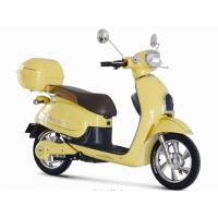 Buy cheap Fashionable High Power Cool Electric Motor Scooter for adults and Commuters 48v 20Ah from wholesalers
