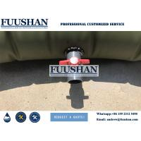 Buy cheap Fuushan 20000L Flexible and Durable Bulk Liquid Transport and Storage Tank Bladders from wholesalers