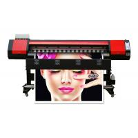 Buy cheap Hot Sale 1.8m Outdoor Eco Solvent Printer XP600 Roll To Roll Inkjet Banner Poster Vinyl Printing Machine from wholesalers