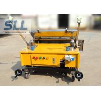 Buy cheap Waterproof Automatic Rendering Machine For Construction / Building Laser Positioning from wholesalers