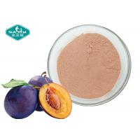 Buy cheap Plum Fruit And Vegetable Powder Light Red Brown Safety Good Taste For Soft Beverage from wholesalers