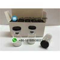 Buy cheap CAS 86168-78-7 Pharmaceutical Peptide Hormones Sermorelin Acetate 2mg/Vial Injections from wholesalers
