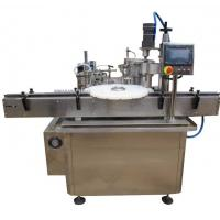 Buy cheap 5ml 10ml 15ml 30ml Juice Bottle Filling Machine With Glass Bottle / Plastic Bottle from wholesalers