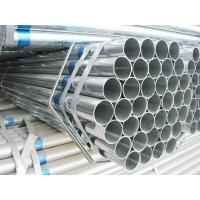 Buy cheap China welded hdg hot-dip galvanized steel pipe or hot deep galvanised steel tube from wholesalers