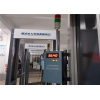 Buy cheap Digital Camera Infrared Induction Temperature Detection Door 2150mm*780mm*500mm from wholesalers