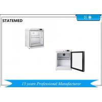 Buy cheap 2℃ - 8℃ 220v / 50Hz Pharmacy Grade Refrigerator 110L 136L 260L Microprocessor Control from wholesalers