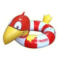 Buy cheap Yellow Cute Bear Inflatable Water Toys Boat Waterproof For Kids from wholesalers