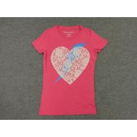 Buy cheap Ladies Fashion T-shirt from wholesalers