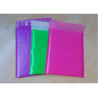 Buy cheap Colorful Bubble Padded Envelope 215x260mm #E Custom Printed Bubble Mailers from wholesalers