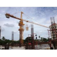 Buy cheap QTZ125 ( 6015 ) Construction Tower Crane 60m Boom Length and Split Mast Section from wholesalers