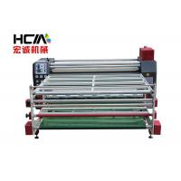 Buy cheap Jacket Rotary Heat Press Machine , 1.9m Width Roller Thermal Transfer Printing Machine from wholesalers