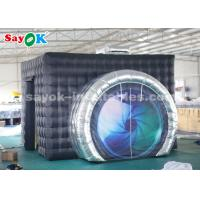 Buy cheap LED Strip Lights Inflatable Booth Display For Advertising Event ROHS from wholesalers