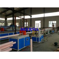 Buy cheap Durable Electrical Pipe Manufacturing Machine For Communications Conduit from wholesalers