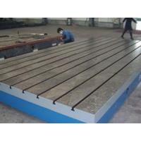Buy cheap butt joint cast iron surface plate from wholesalers