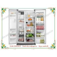 Buy cheap OP-514 Compressor Free Standing Double Doors Solar Refrigerator Freezer from wholesalers