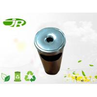 Buy cheap Outside Cigarette Bins Stainless Steel Cigarette Bin D25 * H61 CM from wholesalers