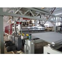 Buy cheap EVA Plastic Sheet Extrusion Line For Solar Cell Encapsulation from wholesalers