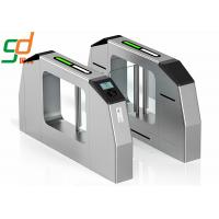 Buy cheap Swing Barrier Gate Bridge - Type Turnstiles With Remote Control Switch from wholesalers