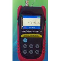 Buy cheap Battery Powered Power Meter Fiber Optic Test Equipment Self-calibration from wholesalers