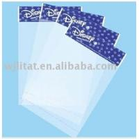 Buy cheap Food Grade Transparent Opp Header Bag Non-toxic Plastic For Snack from wholesalers