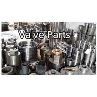 Buy cheap CNC Machining Turning Milling Grinding Forged Forging Steel Gas Steam Turbine  Main Steam Valve Males Valve seats from wholesalers