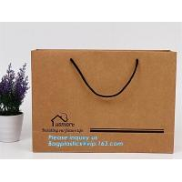 Buy cheap recycled paper bags luxury and stable for wine,Luxury paper shopping carrier bag packaging bag paper, bagease, packages from wholesalers
