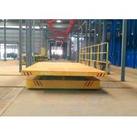 Buy cheap Automatic control indoor workpiece powered railroad trolley manufacturers from wholesalers