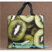 Buy cheap Fashion pp non woven shopping bag,grocery laminated non woven bag,Logo Printed Shopping Bag,Tote Bags,fabric Woven Bag from wholesalers