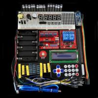 Buy cheap UNO R3 Starter Kit for Arduino with LCD 1602 Module Nano V3.0 Shield Development board from wholesalers