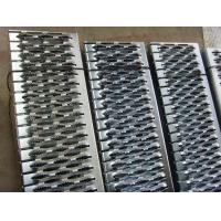 Buy cheap High Strength Non Skid Metal Plate / Crocodile Mouth Checkered Plate for Flooring from wholesalers