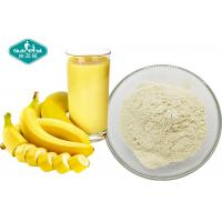 Buy cheap Banana Freeze Dried Powder / Banana Fruit Powder for Soft Drink from wholesalers