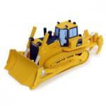 Buy cheap KOMATSU D65P-6 - used track bulldozer from wholesalers
