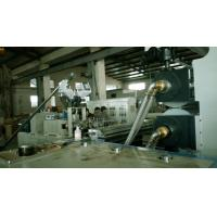 Buy cheap Anti Ultraviolet Ray Soft / Rigid PVC Sheet Making Machine With Twin Screw Extruer from wholesalers