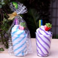 Buy cheap ice cream gift promotional cake towel product