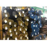 Buy cheap Heat Exchanger Black Steel Seamless Pipe Copper Coated ASTM A106 Standard from wholesalers