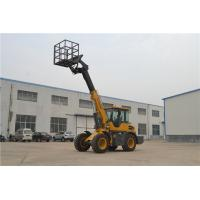 Buy cheap WY3000  5.4m lifting height telescopic forklift with working platform from wholesalers