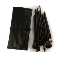 Buy cheap Pony Goat Pink Professional Makeup Brushes With Brush Cup Holder from wholesalers
