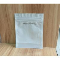 Buy cheap Milk Protein Powder Cosmetic Skincare Packaging Bag With Zip Lock from wholesalers