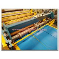 Buy cheap Steel & Aluminium Coil Slitting and Cutting to Length Equipment for Processing 0.1-0.8mm Thickness Metal Sheets from wholesalers