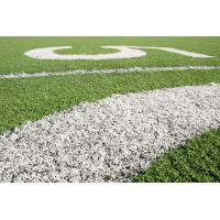 Buy cheap Natural Olive green artificial turf for football fields for office,show window from wholesalers